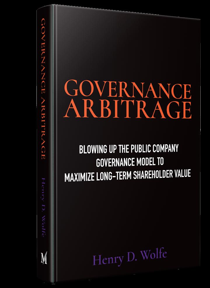 Governance Arbitrage